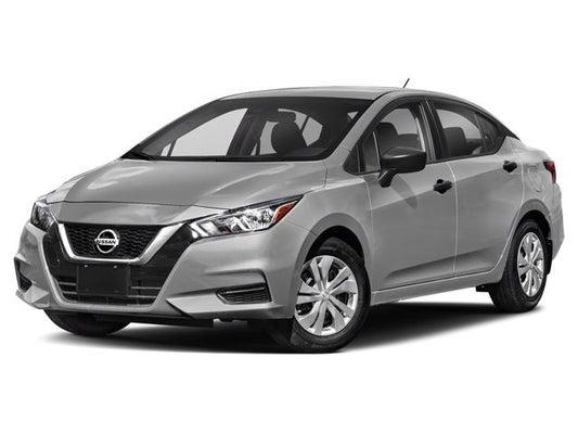 2020 Nissan Versa 1.6 S in Morrow, GA   Atlanta Nissan ...
